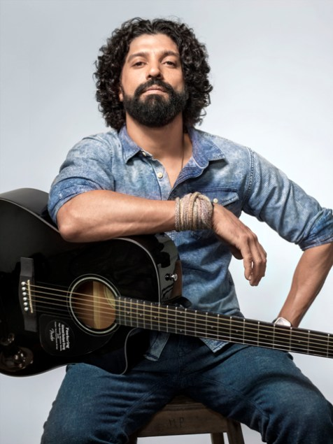 Farhan Akhtar. Photo courtest of Colston Julian.