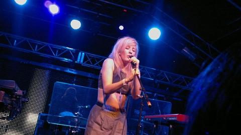 Ellie Goulding. Photo: James Whatley