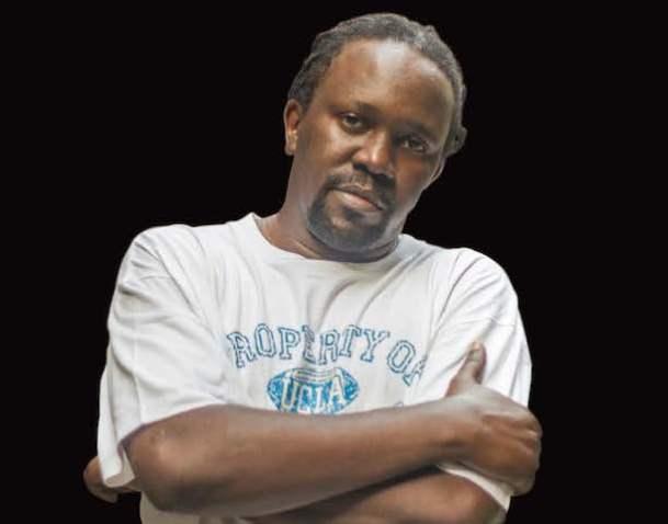 Bob Omulo. Photo courtesy of the artist.