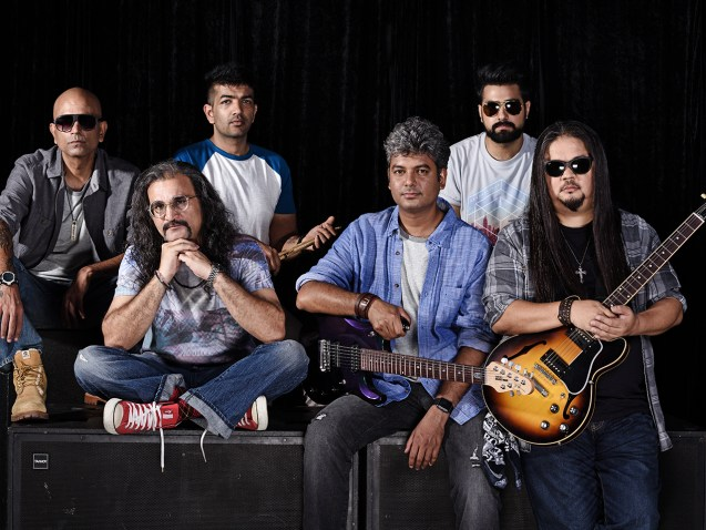 Parikrama will celebrate their 25th anniversary on June 17th. Photo by Amit Sharma.