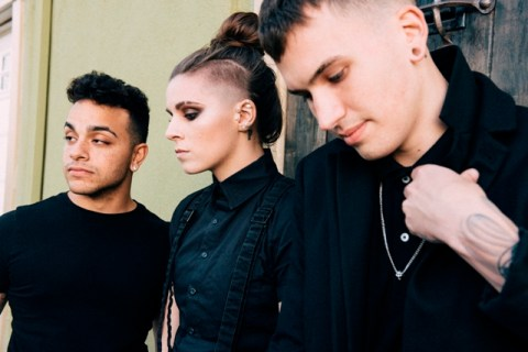PVRIS have drawn comparisons with alternative rock giants like Paramore, CHVRCHES and The Neighborhood. Photo: Lindsey Byrnes