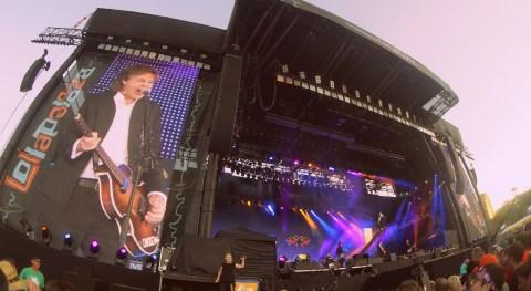 Paul McCartney at Lollapalooza 2015. Photo: Aneil Lutchman/CestLaVibe.com/Flickr/ CC BY 2.0