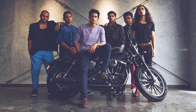 Delhi rockers Kraken will release their debut EP later this year. Photo: Courtesy of European Bike Week 2015