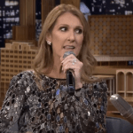 Celine Dion on Jimmy Fallon