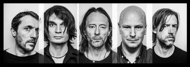radiohead by Alex Lake