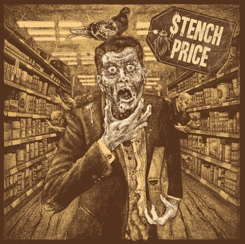 Artwork for Stench Price's debut EP