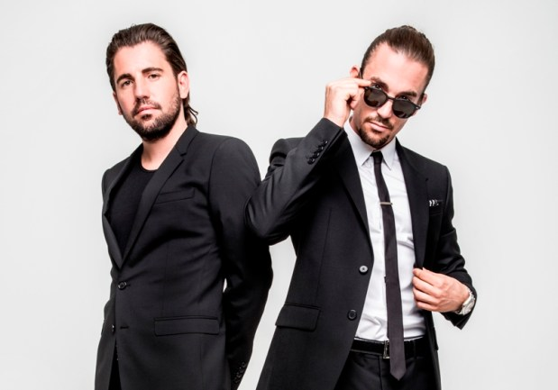 In a bid to give back to their fans, Dimitri Vegas & Like Mike are handing out an album's worth free music. Photo: Courtesy of the artist.