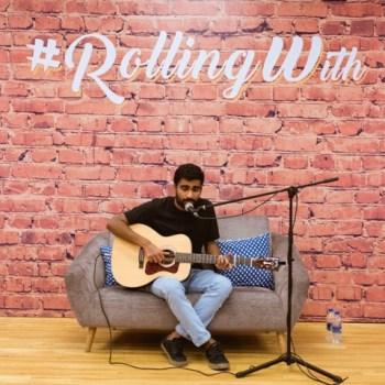 Watch: #RollingWith Feat. Prateek Kuhad