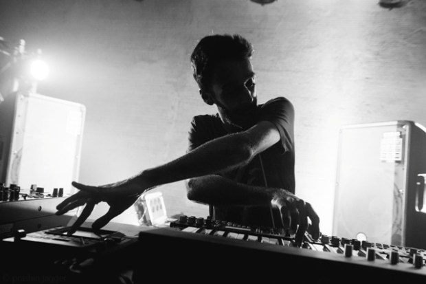 """When you play electronic music that isn't just dance music, you have to sometimes go with the vibe,"" says Rajpurohit. Photo: Prashin Jagger"