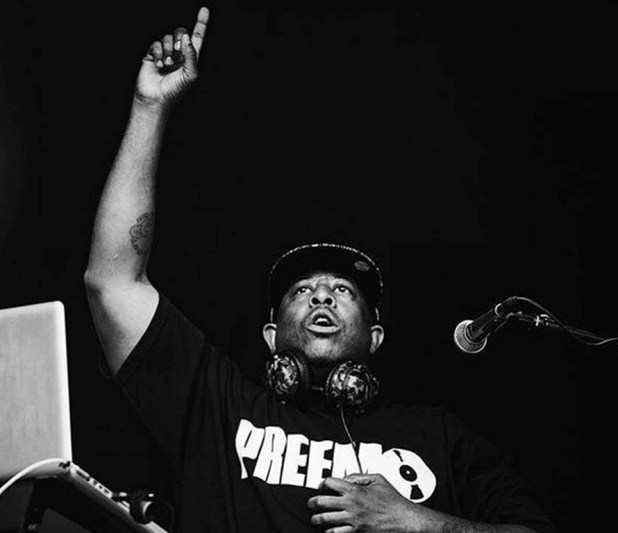 "Dj Premier discusses his multiple upcoming collaborations, bringing the party to India, and keeping his ""head up, eyes and ears open"" in the face of racism. Photo: Courtesy of the artist."