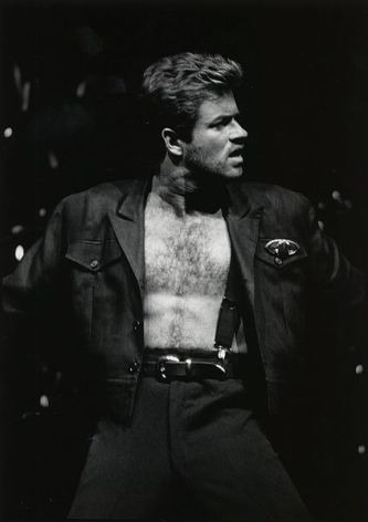 "George Michael's cause of death is ""inconclusive,"" according to an initial autopsy. Photo: Courtesy of Special Collections, University of Houston Libraries/Public Domain"
