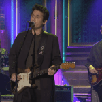 John Mayer on The Tonight Show