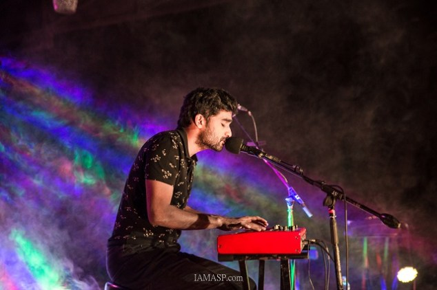 New Delhi singer-songwriter Prateek Kuhad. Photo: Abhishek Shukla/Courtesy of the Humming Tree