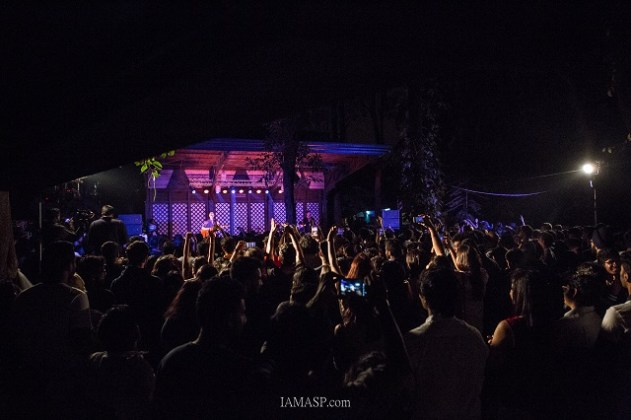 Mike Posner live at the Indiranagar Club in Bengaluru. Photo: Abhishek Shukla/Courtesy of The Humming Tree