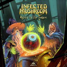 Infected Mushroom new album