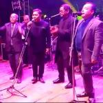 "Meghalaya's Chief Minister Mukul Sangma and Opposition Leader Dr. Donkupar Roy sang The Beatles' ""All My Loving"" Together"