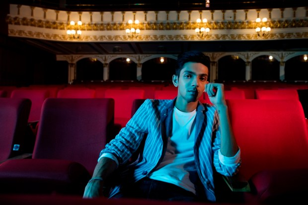 Film composer and singer Anirudh Ravichander. Photo: Ishaan Nair for Apple Music