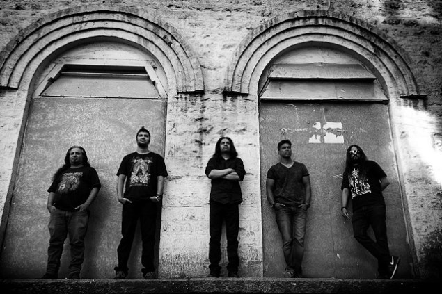 Bengaluru heavy metal band Lucidreams. Photo: Allan Julius Fernandes