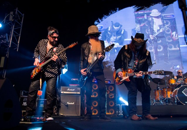 Supersonic Blues Machine with Billy Gibbons