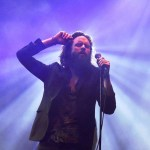 "Father John Misty, who dabbled as a songwriter for hit makers like Beyoncé and Lady Gaga, posted a trio of tracks with the title ""Generic Pop Song."" Photo: Ana Viotti/Side Stage Collective via Flickr/ cc by sa 2.0"