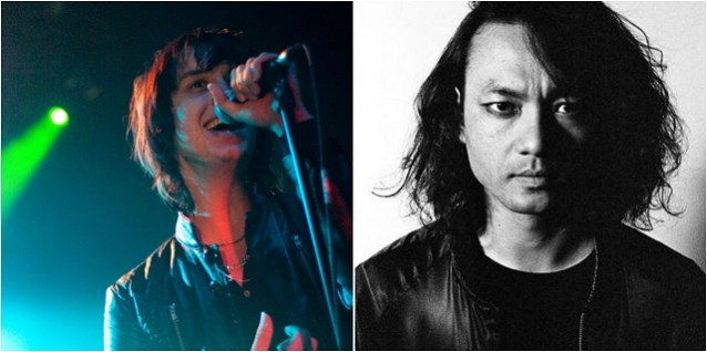 Julian Casablancas and Hammarsing Kharhmar