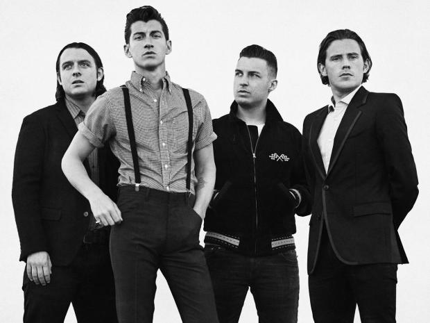 Arctic Monkeys. Photo: Cromarko1/Wikimedia Commons/CC BY-SA 4.0