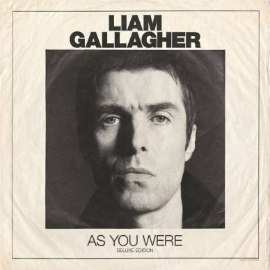 Liam Gallagher Announces New LP 'As You Were,' First Solo U.S. Tour