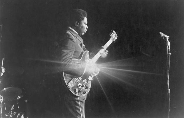 B.B. King Photo: Granger Historical Picture Archive / Alamy Stock Photo