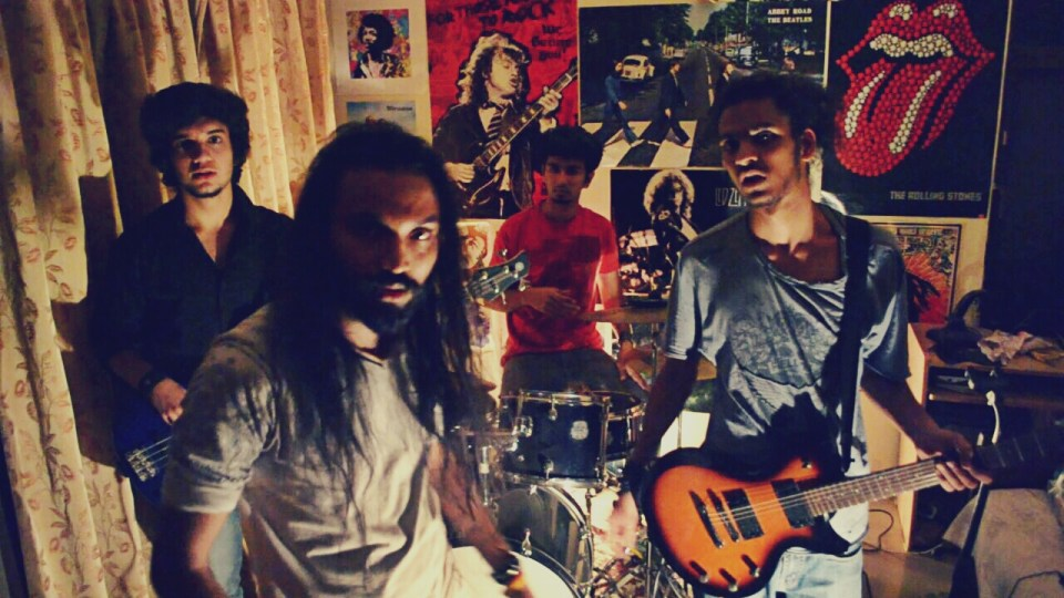 Alternative Electronica Band The Backyard Shrooms Release ...