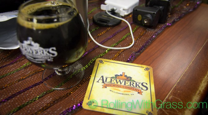 alewerks brewery williamsburg va