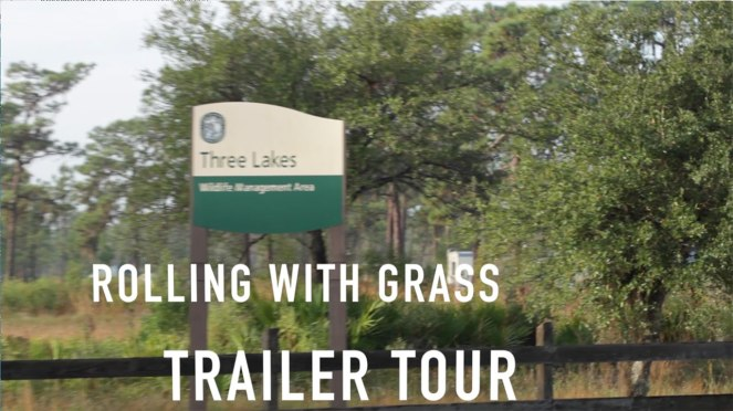 Rolling with grass trailer tour