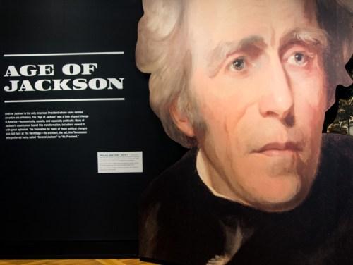 Nashville TN - Andrew Jackson-1