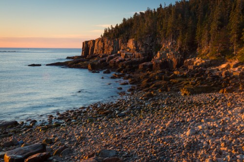 otter-cliff-sunrise-2