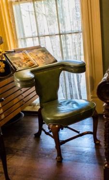 Interesting reading chair