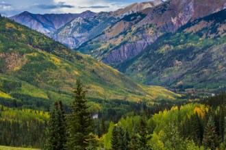 Ouray Colorado-Million Dollar Highway-6136
