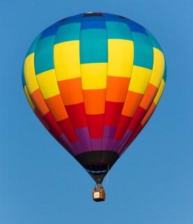 Charlie's balloon