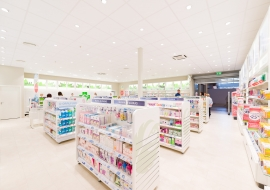 Benu Pharmacies part of International PHOENIX Group