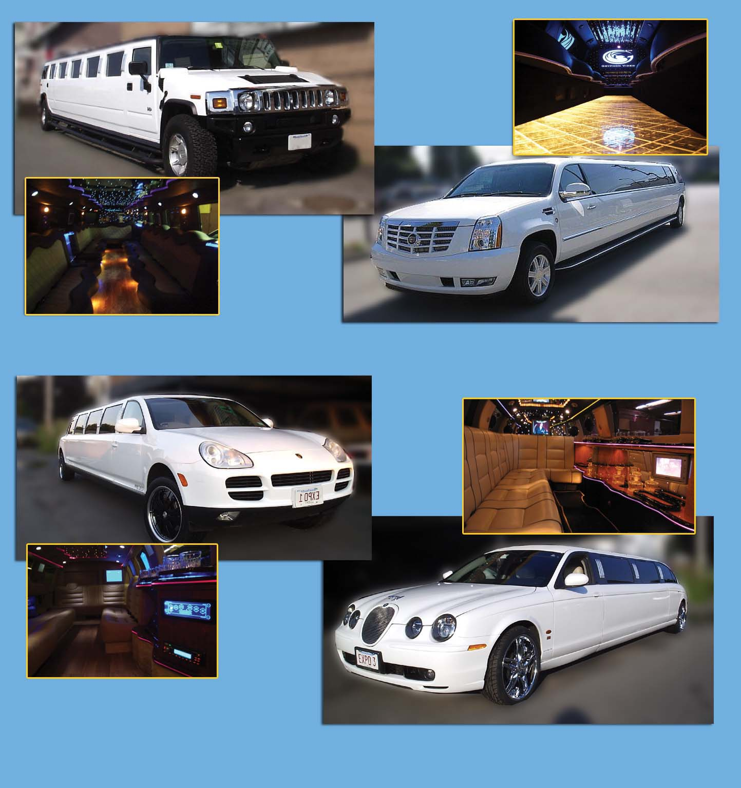 Boston Prom Limousine