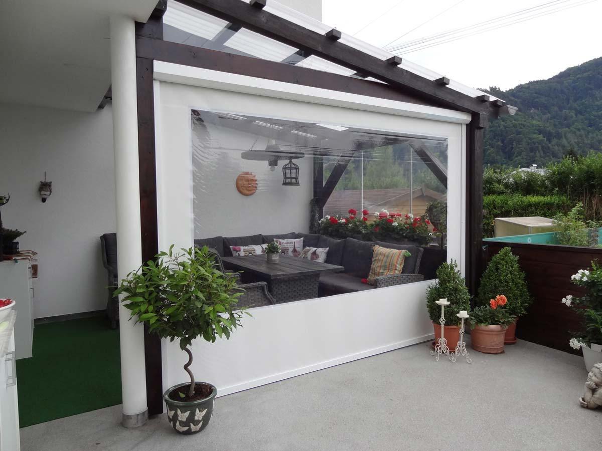 markise seitenwand terrasse markise seitenwand terrasse. Black Bedroom Furniture Sets. Home Design Ideas