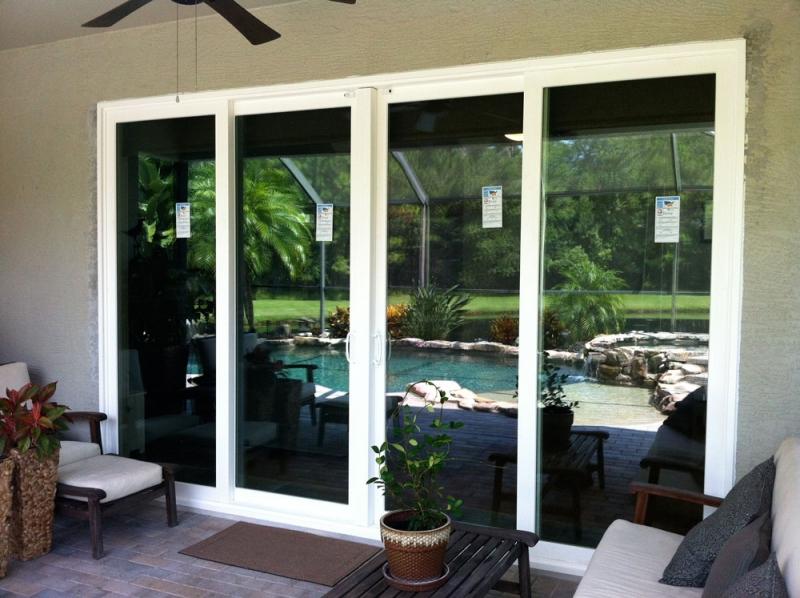 vinyl sliding glass doors rollshield