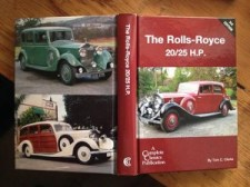 The Rolls Royce 20/25 H.P.