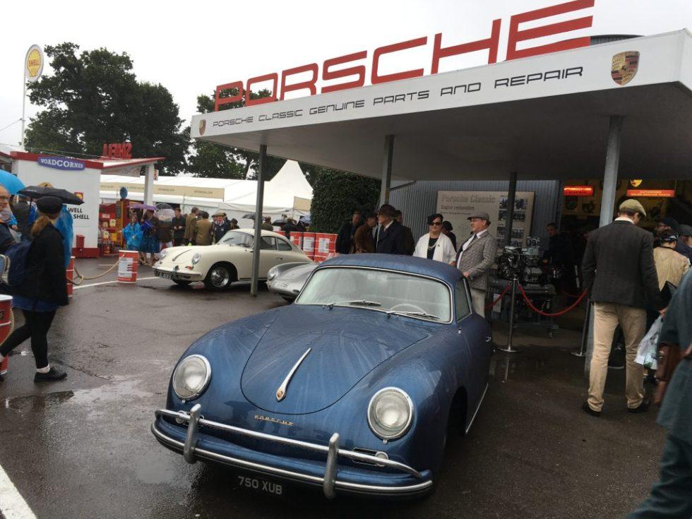 Porsche, Goodwood Revival