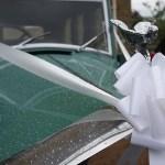 Spirit of Ecstasy © Rolls-Royce Wedding