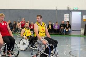 Die Rollstuhlbasketballer aus Hannover