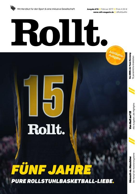 Rollt. Magazin – Ausgabe 15