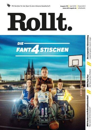 Rollt. Magazin – Ausgabe 18