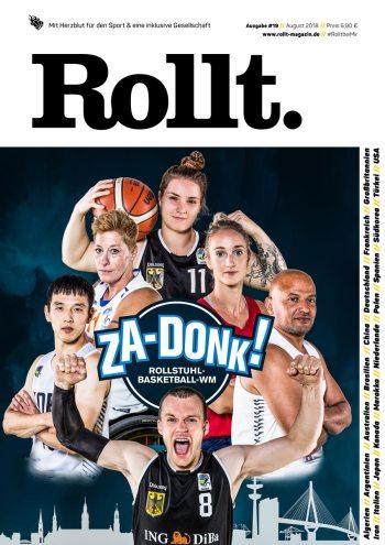 Rollt. Magazin – Ausgabe 19