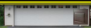 standaard garagedeur sectionaaldeur rolluiken screens zonneschermen Oss Heesch