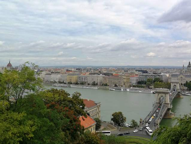 Budapest in a wheelchair | Wheelchair travel | RollWithASmile