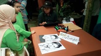 Caricature Drawings